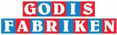 Logotyp för Godisfabriken